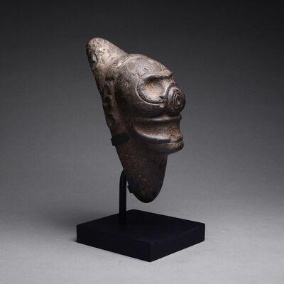 Unknown Taíno, 'Taino Stone Trigonolitos', 1000 AD to 1500 AD
