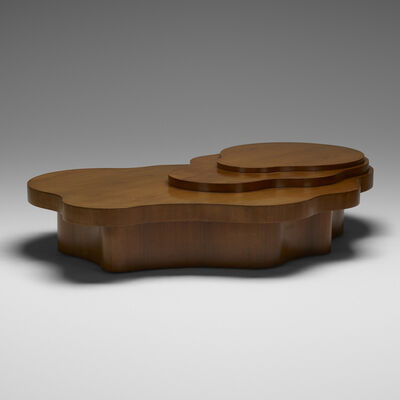 T.H. Robsjohn-Gibbings, 'Mesa coffee table, model 1760', 1952