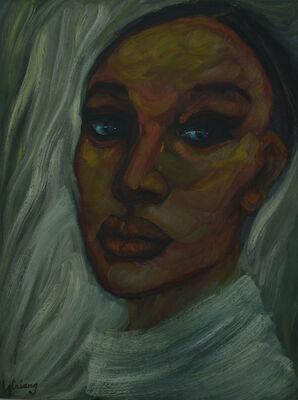 Ly Tran Quynh Giang, 'Portrait (LTQG181007)', 2018