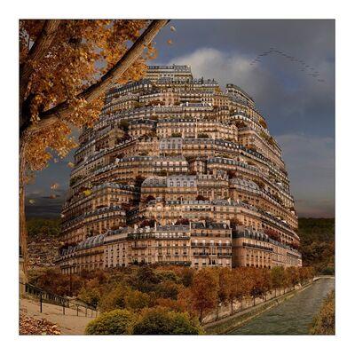 Eric de Ville, 'Babel en novembre', 2014