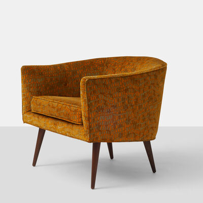 Milo Baughman, 'Milo Baughman- Lounge Chair', ca. 1968