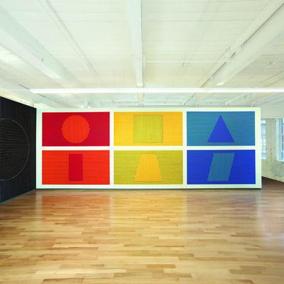 Sol LeWitt, 'Wall Drawing #340', 1980