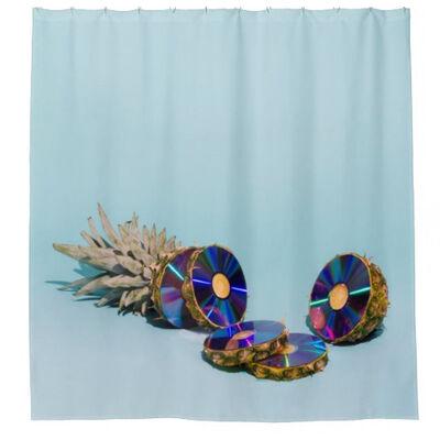 Sara Clarken, 'The Pineapple Shower Curtain', 2016