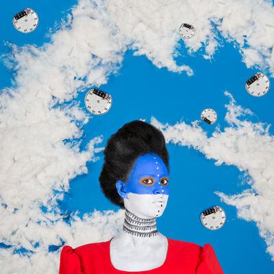 Aida Muluneh, 'The Meter', 2018