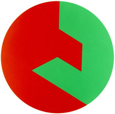 Edoardo Landi, 'Cubo virtuale in sfera 99', 2002