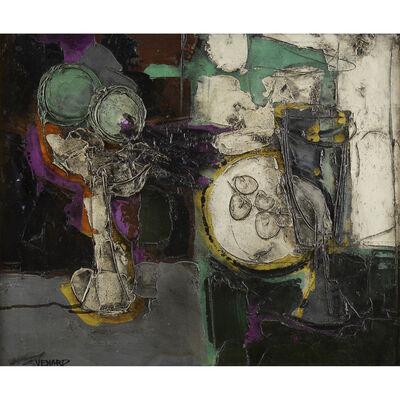 Claude Venard, 'Still Life'
