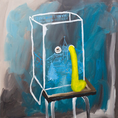 Thierry Lagalla, 'L'idiot dau vilatge (The Village Idiot)', 2009