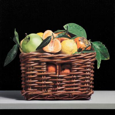 Adolfo G. Bigioni, 'Fruitful Intertwining '
