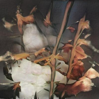 Ornella Fieres, 'Postcards to M / GAN18', 2021