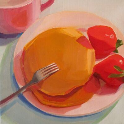 Yuri Tayshete, 'Silver Dollar Pancakes', 2019