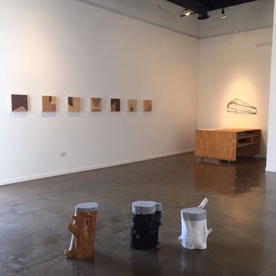 Controlled Objects, installation view