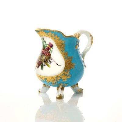 Sèvres Porcelain Manufactory, 'A Soft-Paste Sèvres Porcelain Milk Jug', ca. 1760's