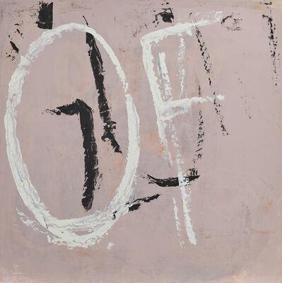 Dana Frankfort, 'OF', 2018