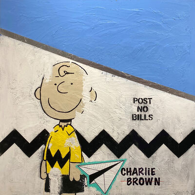 Guy Stanley Philoche, 'Charlie Brown', 2020