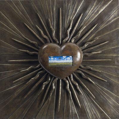 Pedro Ruiz, 'Corazon llanero / Llanero Heart', 2018