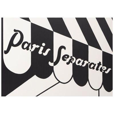 Patrick Caulfield, 'Paris Separates', 1973