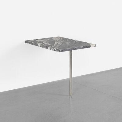 Bertrand Goldberg, 'wall-mounted desk from the offices of Bertrand Goldberg Associates', c. 1952