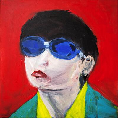 Gimena Herrera, 'Niño con antiparras.', 2016