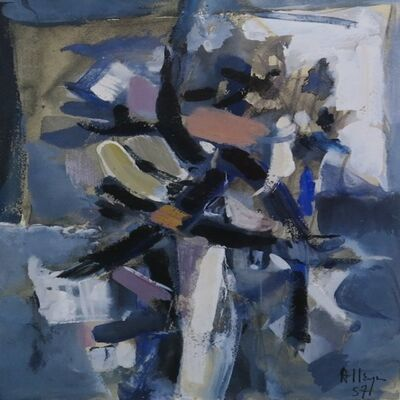 Edmund Alleyn, 'Composition ', 1957