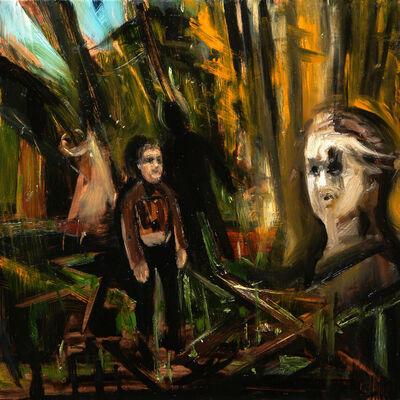 Ron Eady, 'The Encounter', 2014