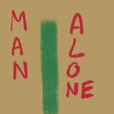 Yonko Kuchera, 'Man Alone', 2019