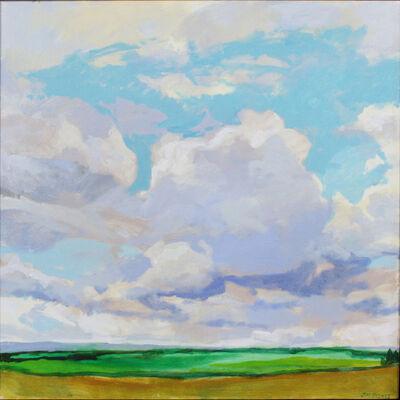 Jim Stokes, 'Big Prairie (sketch)', 2019