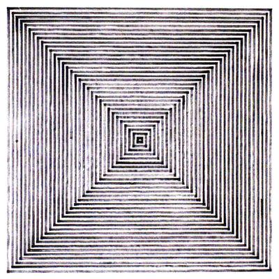 Jonathan K Higgins, 'Concentric Squares', 2007