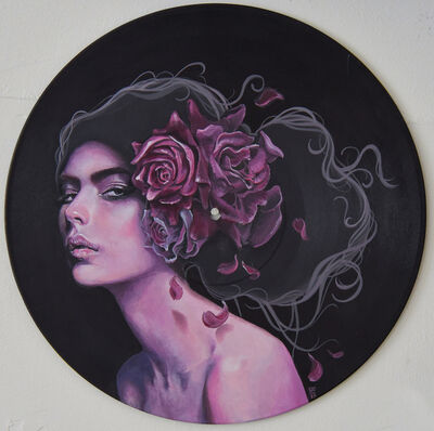 Luciano Roque, 'Rosa', 2017