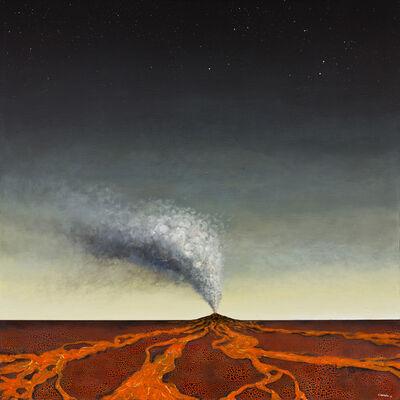 Anton Totibadze, 'Volcano', 2017