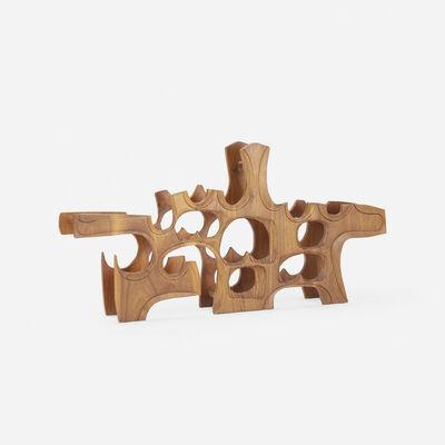 Federico Armijo, 'sculptural wine rack', c. 1975