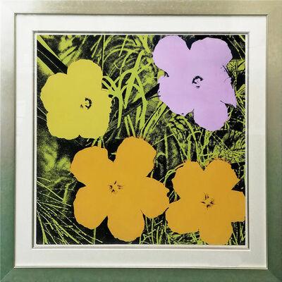 Andy Warhol, 'Flowers (F. & S. II. 67)', 1970