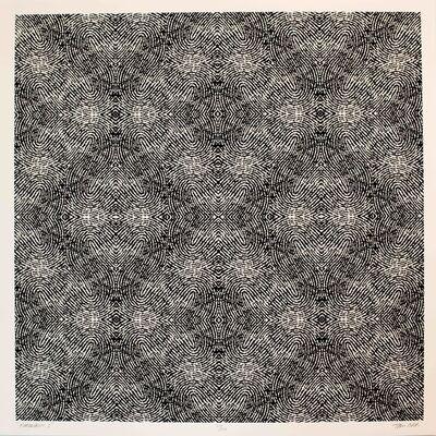 Tom Orr, 'Fingerprint I', 2007