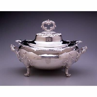 Unknown Artist, 'Soup Tureen', 1837-1840