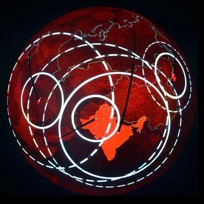 Ingo Gunther, 'Nuclear Range', 2012