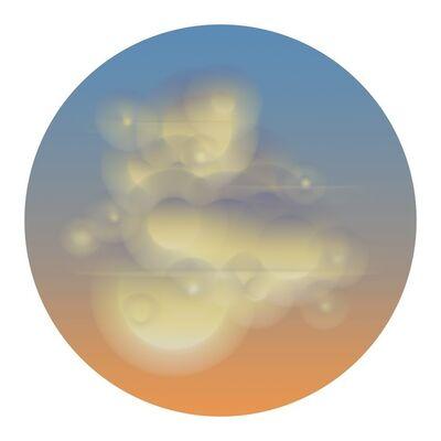 Ted Kincaid, 'Cloud (Inness) 4517', ca. 2015