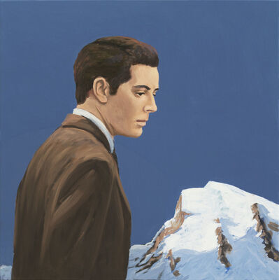 Christian Brandl, 'Mountains', 2018