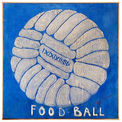 Aldo Mondino, 'Food-Ball', 1971