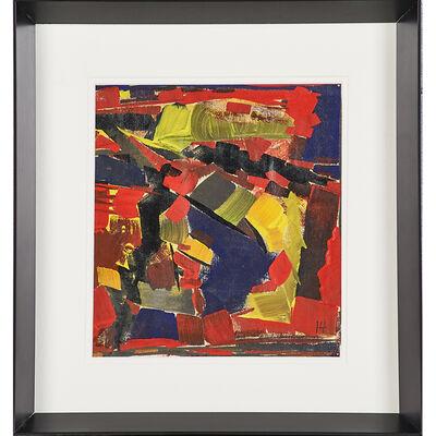 Style of Hans Hofmann, 'Untitled', ca. 1950