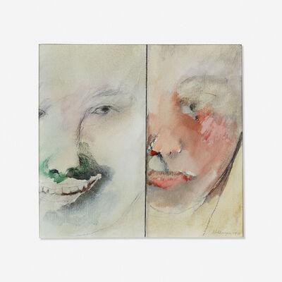 Ida Kohlmeyer, 'Figurative Study #9', 1971