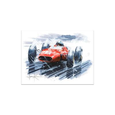 John Ketchell, 'A Racing Legend', 2012