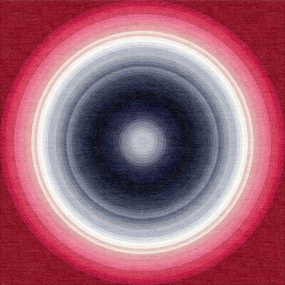 Yan Lei, 'Color Wheel Rug/Tapestry (TJ6021)'