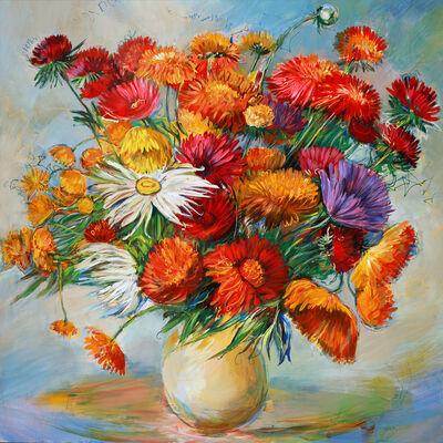 Lenner Gogli, 'Aglow Bouquet', 2011