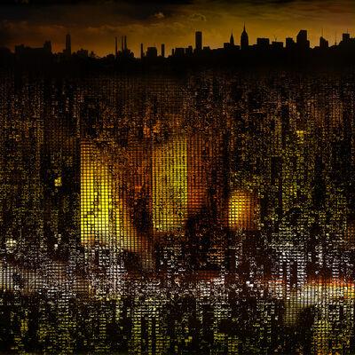 Steve Bennett, 'Metrovolution #3-Autumn', 2021