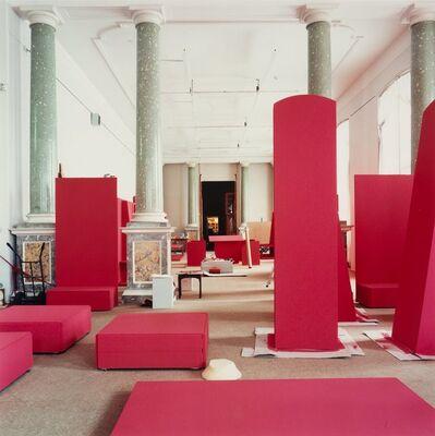 Candida Höfer, 'Museum für Völkerkunde, Dresden II', 1999