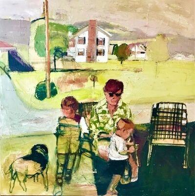Joyce Perry, 'Suburbia III'