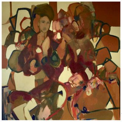Sophie Bayntun, 'The Rose Garden', 2019