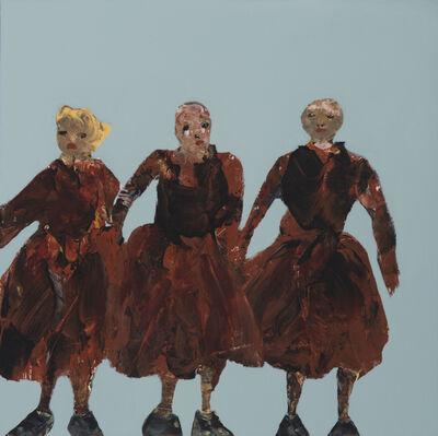 Marianne Kolb, 'Sisters', 2018