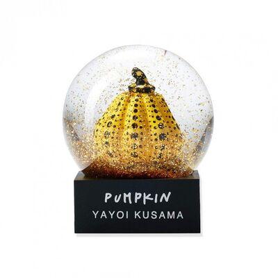Yayoi Kusama, 'SNOW DOME YELLOW PUMPKIN', 2019