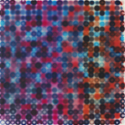 Jaq Chartier, '576 Variations', 2016