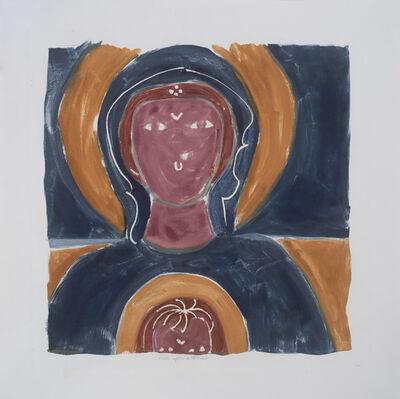 Christine Palamidessi, 'Butterscotch Madonna', 2019